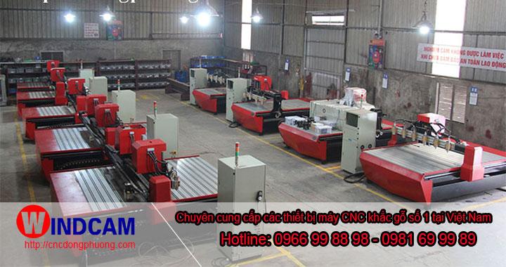 Máy CNC Đông Phương lựa chọn số 1 tại Việt Nam 1