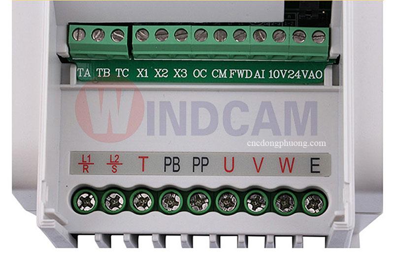 biến tần sunfar E300 loại 1,5kw