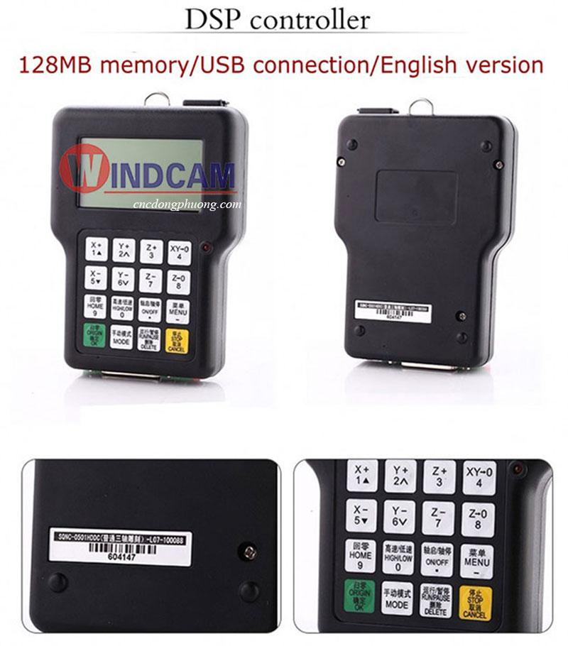 bộ điều khiển DSP 0501, DSP 0511