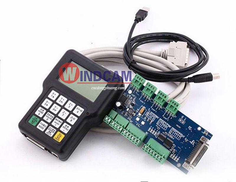 bộ điều khiển máy cnc DSP 0511
