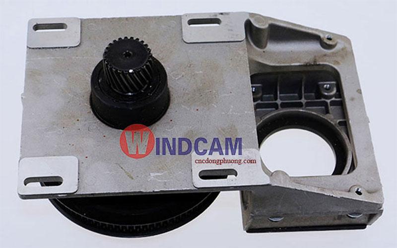 bộ hộp số máy khắc CNC