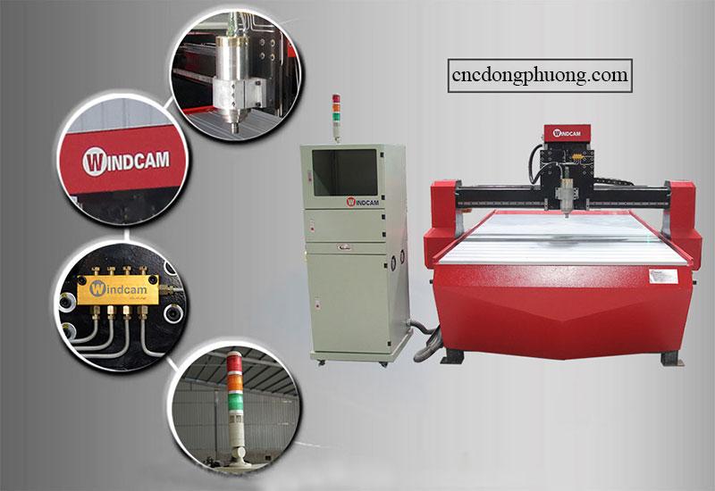 chi tiết máy cắt quảng cáo cnc 1325-1