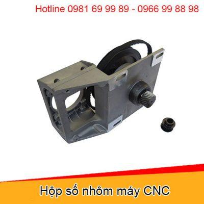 Hộp số nhôm máy CNC