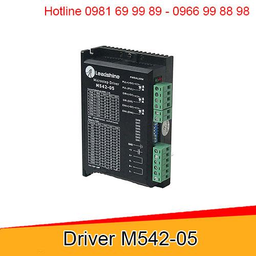 Driver M542-05 linh kiện máy cnc