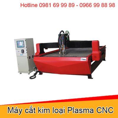 Máy cắt kim loại Plasma CNC