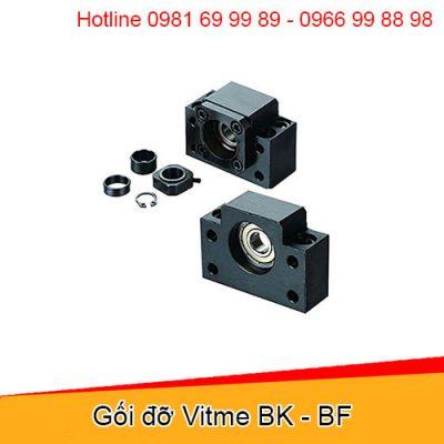 Gối đỡ trục Vitme BK-BF