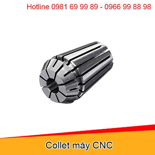 Collet máy CNC