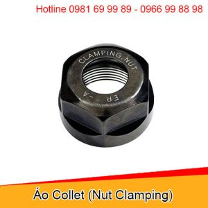 Áo Collet (Nut Clamping)