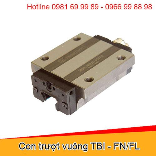 Con trượt vuông TBI - FN/FL