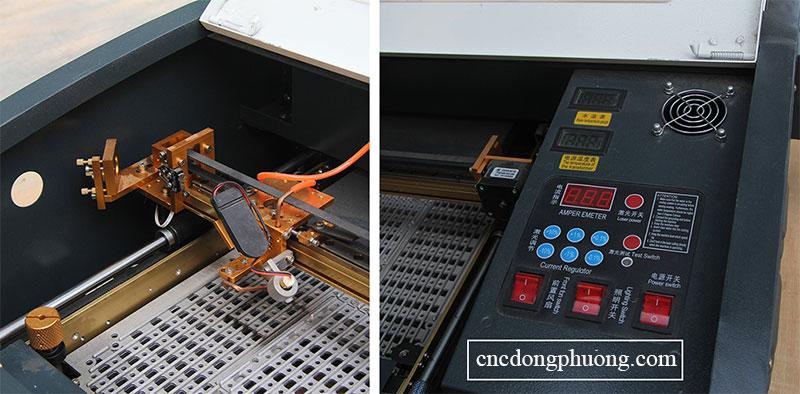 máy cắt khắc laser co2 2030