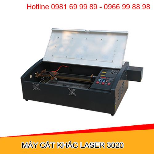 Máy cắt khắc laser khổ 3020