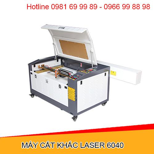Máy cắt khắc laser khổ 6040