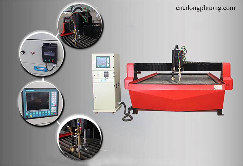 máy cắt kim loại plasma CNC mới nhất