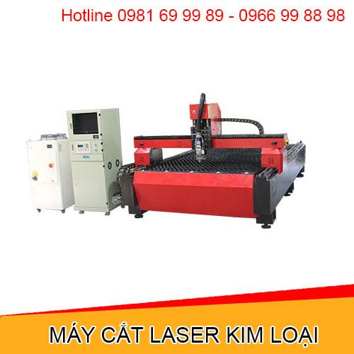 Máy cắt laser fiber cắt kim loại