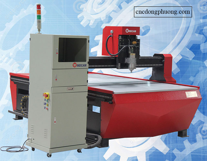 máy cắt quảng cáo 3 wind 1325-1 đầu chất lượng cao