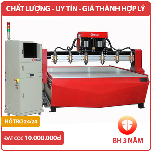 Máy CNC đục gỗ 2225-6
