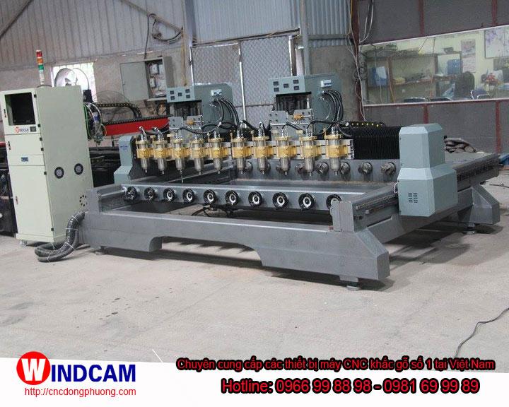 Máy CNC đục tượng 10 đầu 2Z