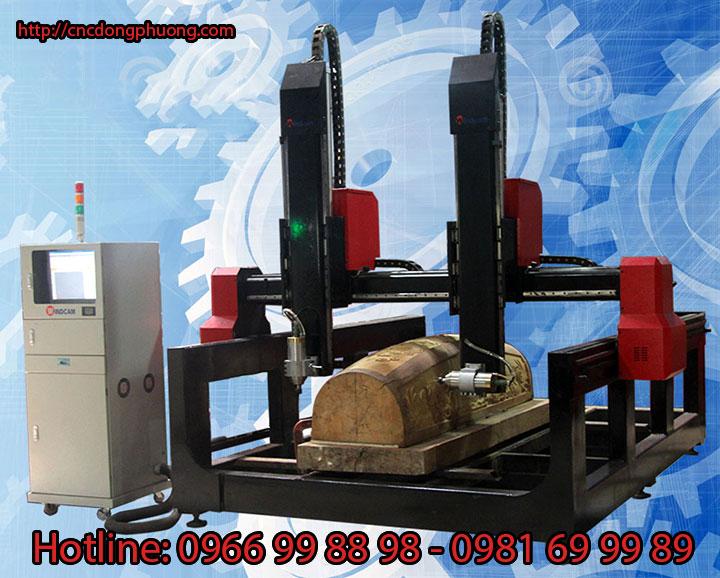 Một vài dòng máy cnc gỗ bán chạy nhất thời điểm hiện tại ở Đông Phương 4
