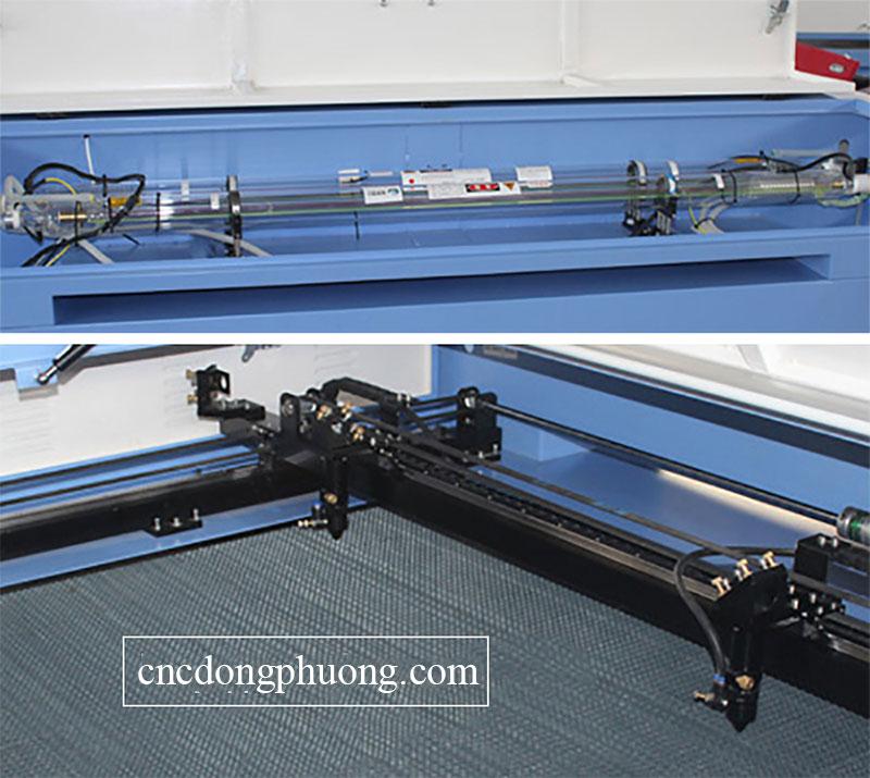 máy khắc laser CO2 6040 của Đông Phương Hà Nội