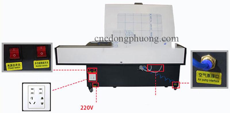 máy laser 1060 hiện đại