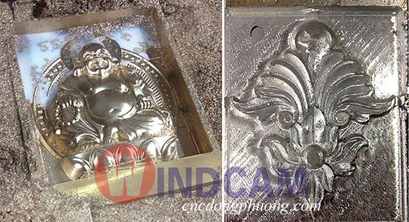 Ứng dụng dao khắc kim loại