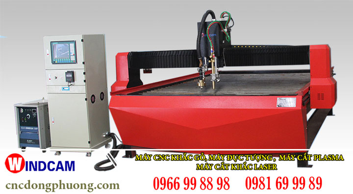 Dòng máy cắt kim loại CNC Plasma 1730 - Đông Phương Hà Nội