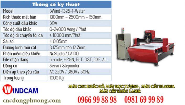 Máy CNC 3wind 1325-1 máy cắt quảng cáo chuyên dụng 1