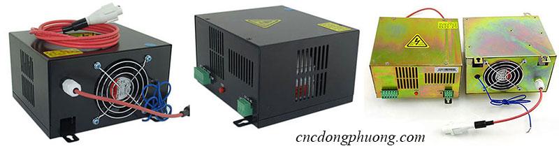 bộ nguồn máy laser C02