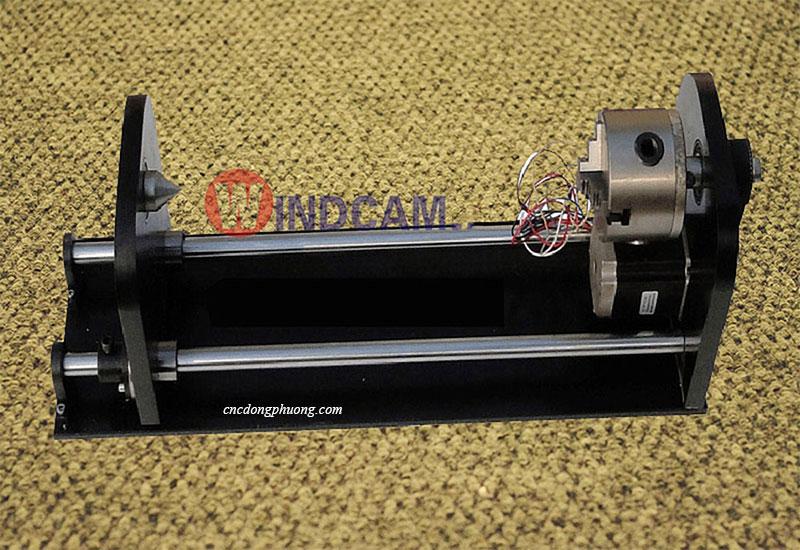 Các loại trục xoay máy laser