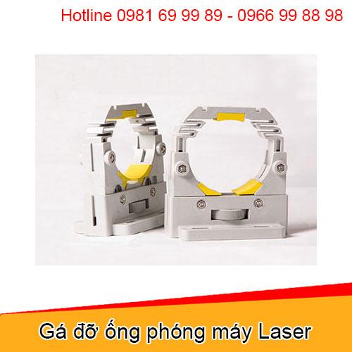 Gá đỡ ống phóng máy Laser