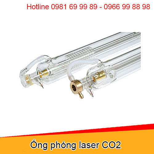Ống phóng laser CO2
