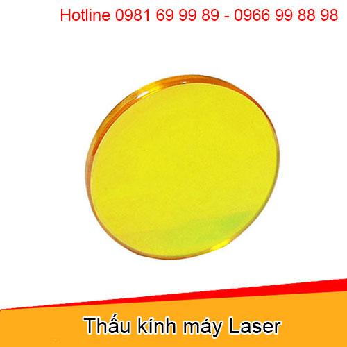 Thấu kính máy laser