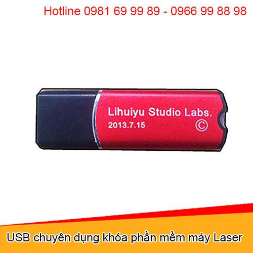USB chuyên dụng khóa phần mềm máy Laser