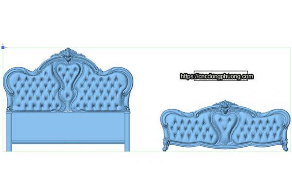 Mẫu giường 6243