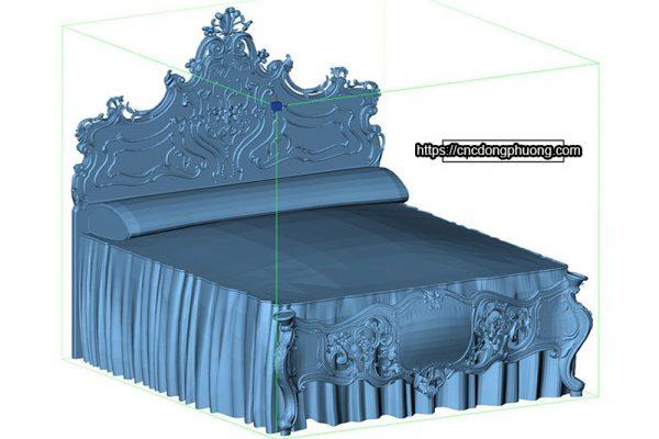 Mẫu giường 6245