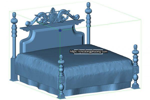 Mẫu giường 6246