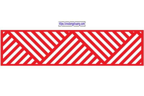 Mẫu cắt 2D 5270