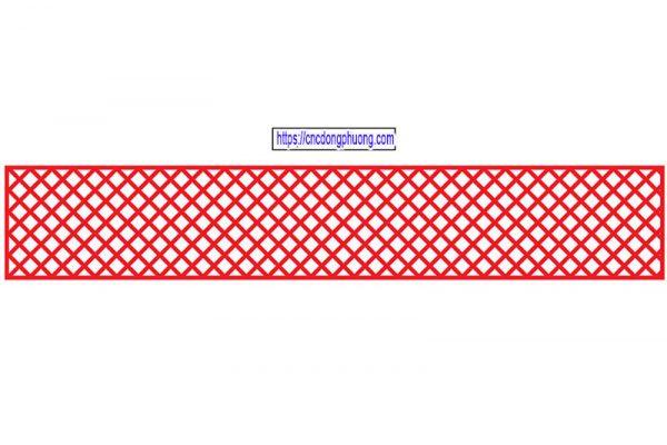 Mẫu cắt 2D 5271