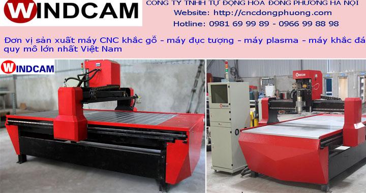 Lắp đặt máy điêu khắc gỗ 3D tại Hồ Chí Minh