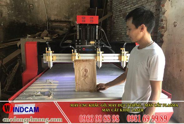 Quy trình hoạt động của máy cnc gỗ, máy cnc điêu khắc gỗ-3