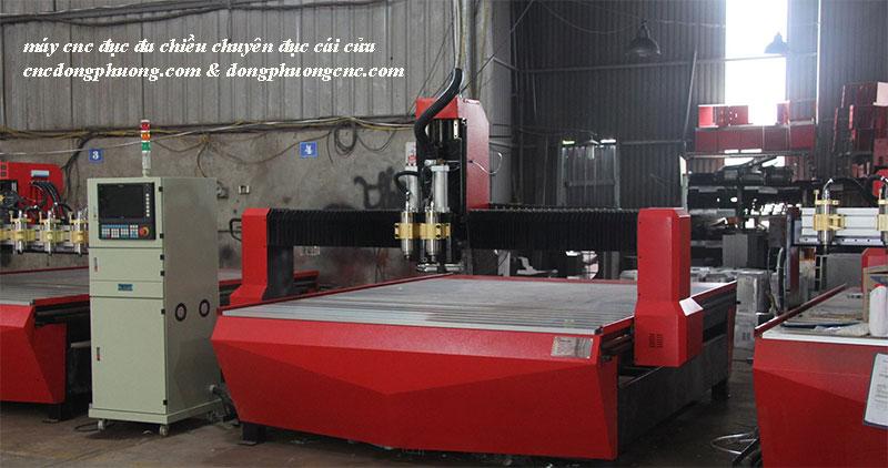 Máy cnc đục đa chiều thiết kế đục quyền của công ty Đông Phương