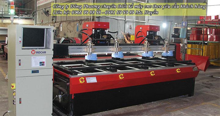 Lóa mắt với những dòng máy cnc gỗ thiết kế riêng cho khách hàng của Đông Phương