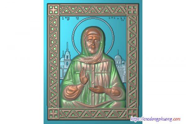Mẫu công giáo 8431
