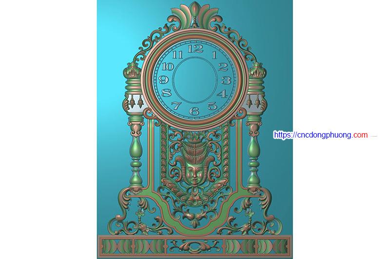 Mẫu đồng hồ 7636