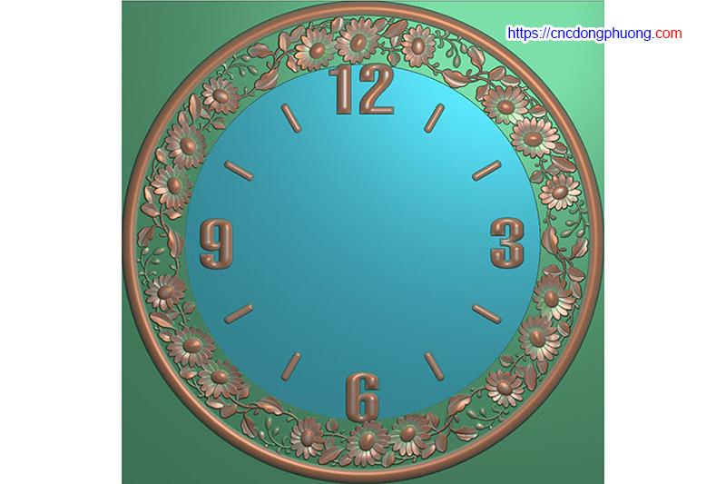 Mẫu đồng hồ 7717
