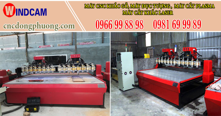 Những mẫu máy cnc chạm gỗ cực HOT cuối năm 2018 tại Đông Phương5