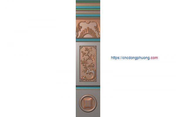 Mẫu CNC 8575