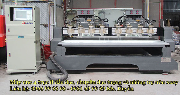 Máy đục tượng đa năng - địa chỉ bán máy đục tượng 4d cnc đa năng3