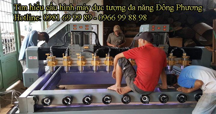 Máy đục tượng đa năng - địa chỉ bán máy đục tượng 4d cnc đa năng