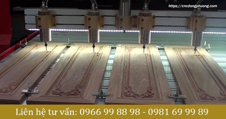 Kinh doanh sinh lời cao từ máy cnc đục gỗ